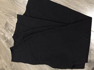 Pantalon propre maternité noir
