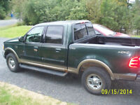 Camion Ford F-150, 2003