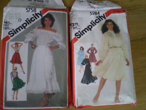 Sewing Patterns Edmonton Edmonton Area image 6