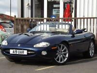 2002 Jaguar Xk8 4.0 2dr Auto 2 door Sports