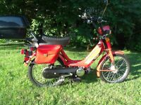 Very rare near mint 1979 Honda PA 50 moped