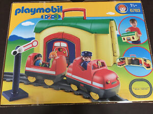 Playmobil - My Take Along Train (6783) Kitchener / Waterloo Kitchener Area image 5