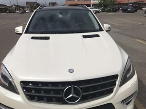 2012 Mercedes-Benz M-Class Sport SUV, Crossover