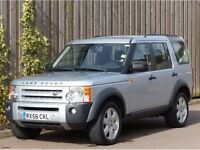 2006 LAND ROVER DISCOVERY 2.7 TDV6 HSE AUTOMATIC 4WD - LHD LEFT HAND DRIVE