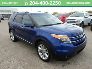 2013 Ford Explorer LimitedExplorer Limited