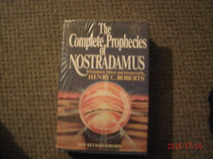 NOSTRADAMAS and Predictions Books Regina Regina Area image 2