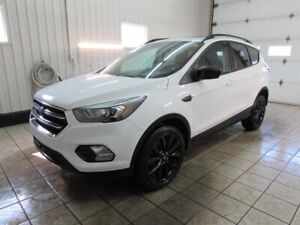 Ford Escape 4WD SE BLACK EDITION 2017