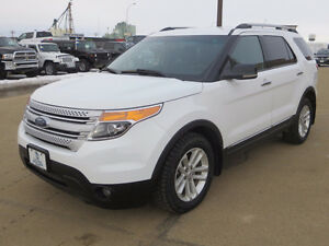 2013 Ford Explorer XLT/Heated Seats/Camera $21,941!!!