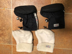 Large Stonz boots with liners