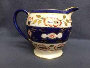 Collectible Antique Antique Staffordshire Pitcher - Sadler London Ontario image 3