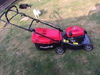 Mountfield rotary self propelled lawn mower