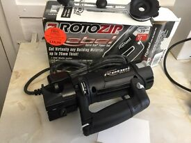 Rotozip spiral saw - New in box