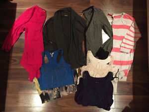 Women lot of Clothing