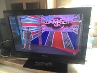 "26"" LCD TV SHARP GOOD WORKING ORDER"