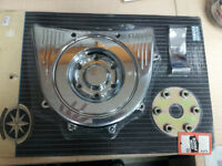 Billet Drive Pulley Cover Kit
