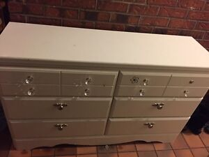 Gorgeous dresser for young lady