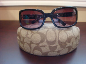 """AUTHENTIC PRE-OWNED RARE """"COACH"""" """"SAMANTHA"""" SUNGLASSES"""