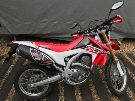 Honda CRF250L - 2016 - 276Km's - AS NEW!