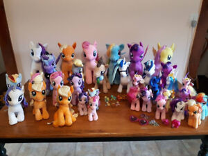 My Little Pony Plush collection