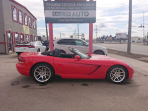 2003 Dodge Viper CLEAN +Serviced+Inspected+Warranty