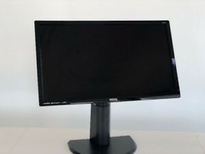 BenQ 24-inch LED 1ms Gaming Console Monitor w/2x HDMI - RL2455HM
