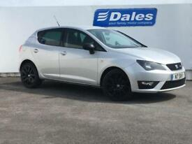 2015 Seat Ibiza 1.2 TSI FR Black 5 door Hatchback