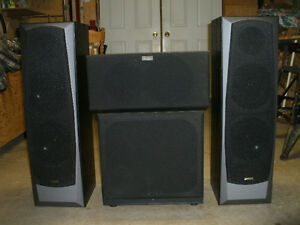 3.1 Surround Sound Speakers