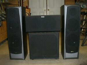 3.1 Surround Sound Speakers