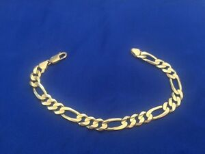14k Gold Mens Bracelet  Italy Kitchener / Waterloo Kitchener Area image 1