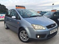2004 Ford C Max 2.0 TDCI - 6 Speed Manual - 158k Miles with stacks of history - PX TO CLEAR