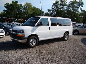 2014 Chevrolet Express G2500 12 Passenger **30 IN STOCK!!
