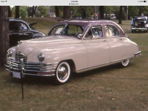 Packard | Great Selection of Classic, Retro, Drag and Muscle