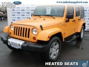 2012 Jeep Wrangler Unlimited Unlimited Sahara