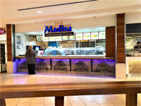 Pickering Town Centre Food Court-Villa Madina Franchise For Sale