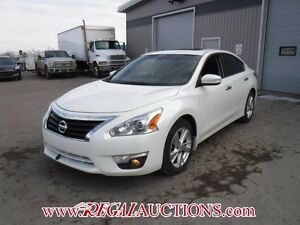 2015 NISSAN ALTIMA SL 4D SEDAN 2.5 AT