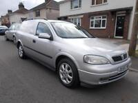 2005 Vauxhall Astravan 1.7CDTi 16v Sportive diesel van mot 20/01/2017 very clean £1200 includes vat
