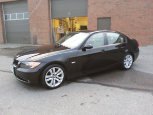 2008 BMW 328I 6 SPD MANUAL SPORT PKG LUXURY