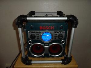 Bosch PB10-CD Jobsite Power Box W/ CD Player