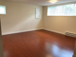 $ 1495   1000 sq. ft. 2 BEDROOMS LEGAL BASEMENT SUITE FOR RENT