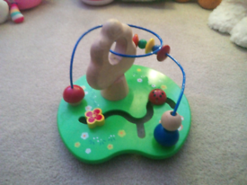Wooden Bead Maze Toy for Babies
