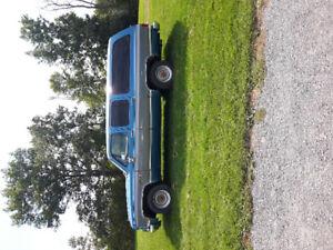 1988 2500 suburban(southern)
