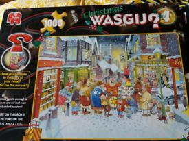 Wasgij 1000 pieces puzzle