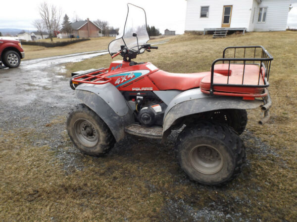Used 1993 Polaris trail boss 350 4x4