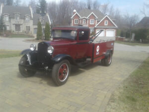 1931 Ford AA Simili Tow Truck