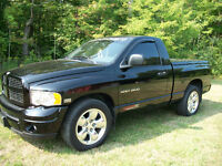 2003 dodge ram with low km
