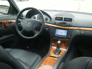 2006 Mercedes-Benz E-Class 3.5L 4MATIC Sedan