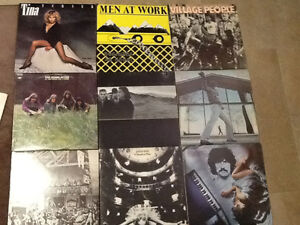 Big lot of records LP for sale!!