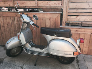 Vespa P200e For Sale