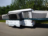 Coleman Bayside Tent Trailer