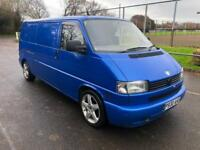1997 Volkswagen T4 1200 D LWB COMPLETE WITH M.O.T AND WARRANTY